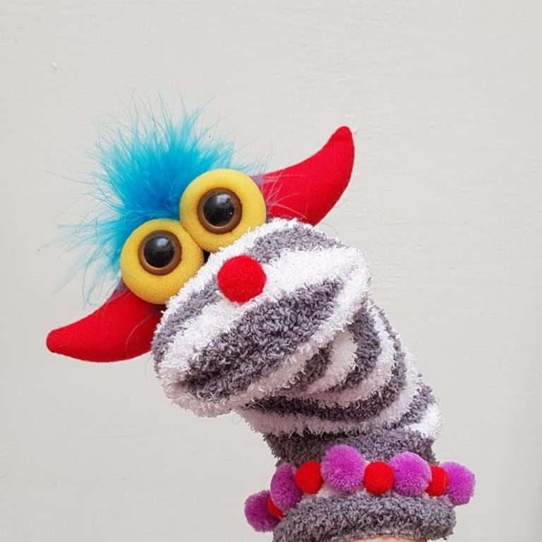 Sock puppet by Boobalach
